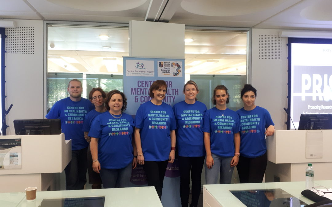 'Against the Odds' – A CMHCR Event for World Mental Health Day