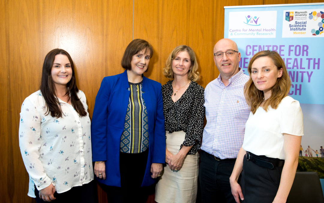 Recent launch of the ENRICH (HRB-funded) research findings